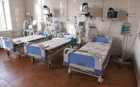 Дополнительные койки для больных коронавирусом открыли в Ленинградской области