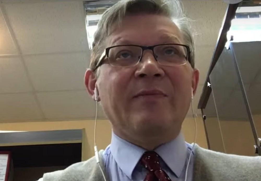 Кандидат в Мосгордуму Владимир Рыжков дал добро на мордобой с избирателями