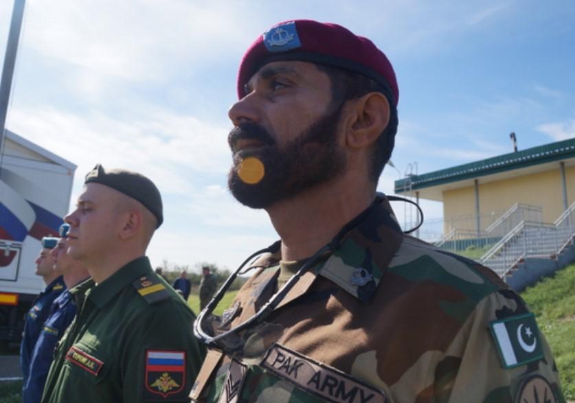 На Кубани завершились совместные российско-пакистанские учения спецназа