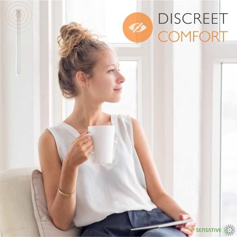 sensative strips comfort light and temperature sensor