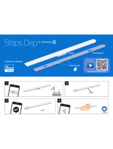 Strips drip illustration manual
