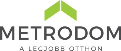 metrodom logo
