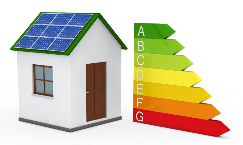 smart energy efficient building