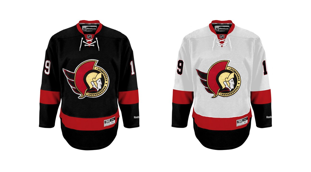 Part of me wishes that the Senators elected to pay homage to their past by  re-introducing the black and white sweaters featuring the 2D centurion logo  the ... 273a71c14