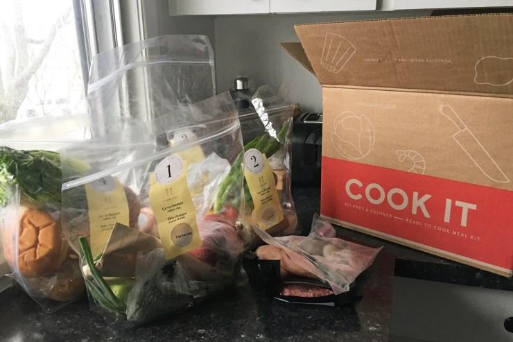 boîte Cook it
