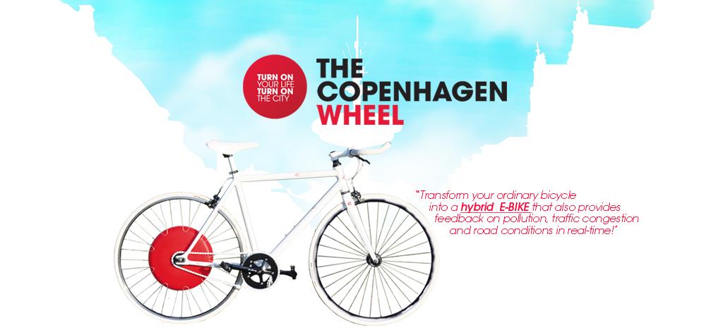 Resultado de imagen de The Copenhagen Wheel