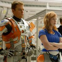 """The Martian"": Film's Women Characters Surpass the Book's"
