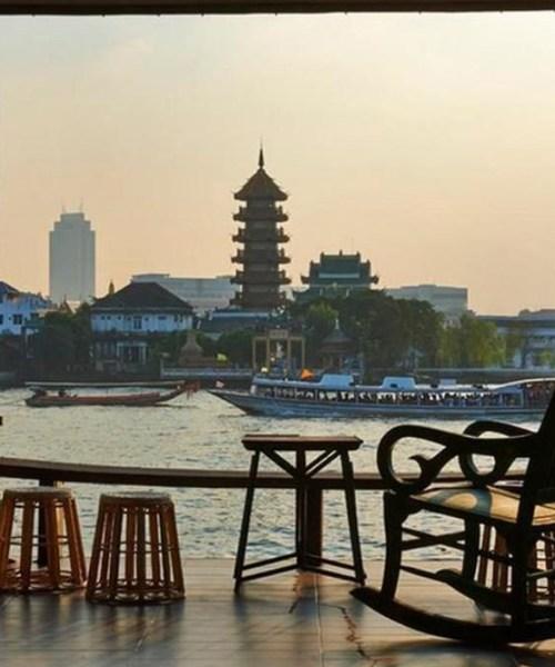 Hotels insolites Bangkok