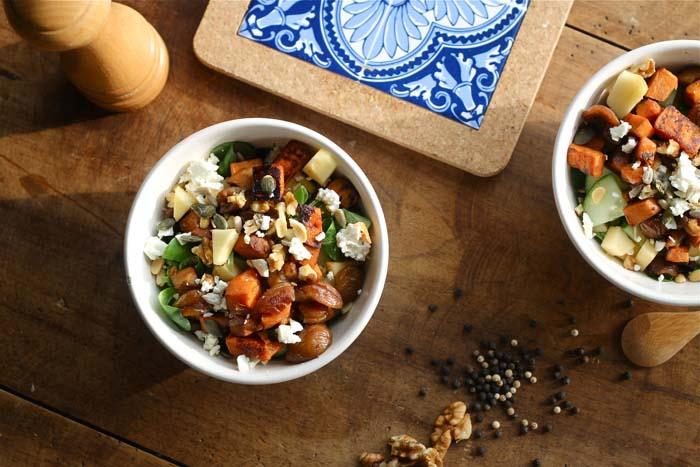 Salade Hiver