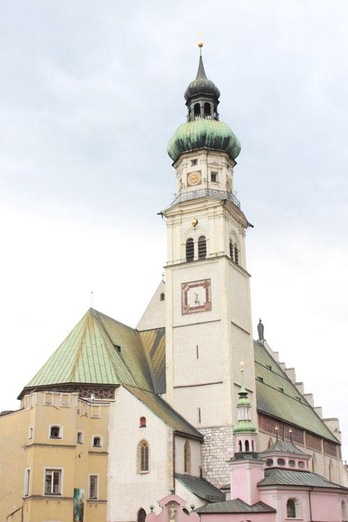 Hall in Tirol - Autriche