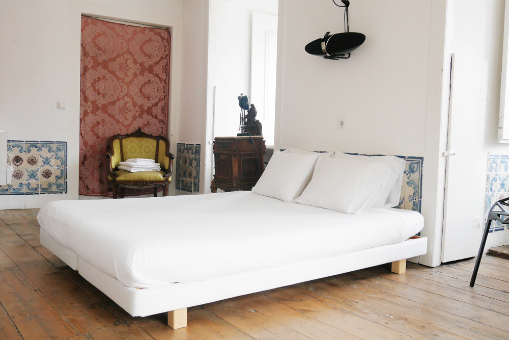 o dormir lisbonne 6 adresses originales. Black Bedroom Furniture Sets. Home Design Ideas
