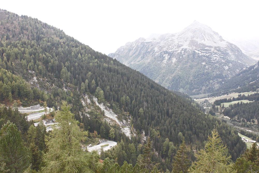 Roadtrip dans les Alpes