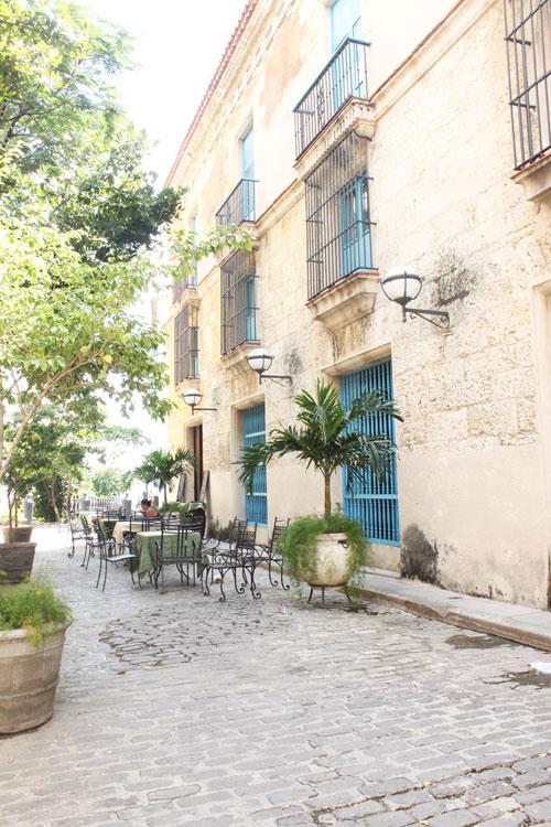 hôtel colonial la havane