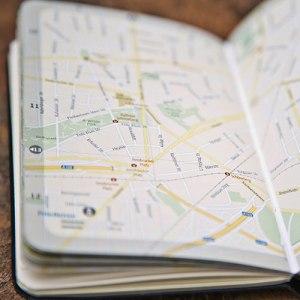 City Notebook Moleskine