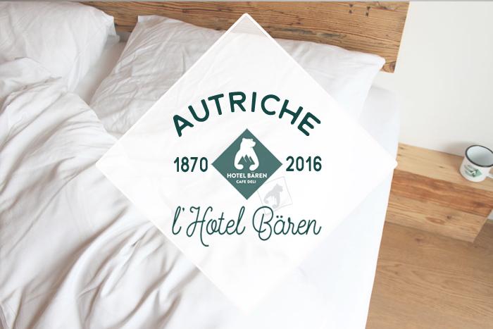 Hôtel Alpes Autriche