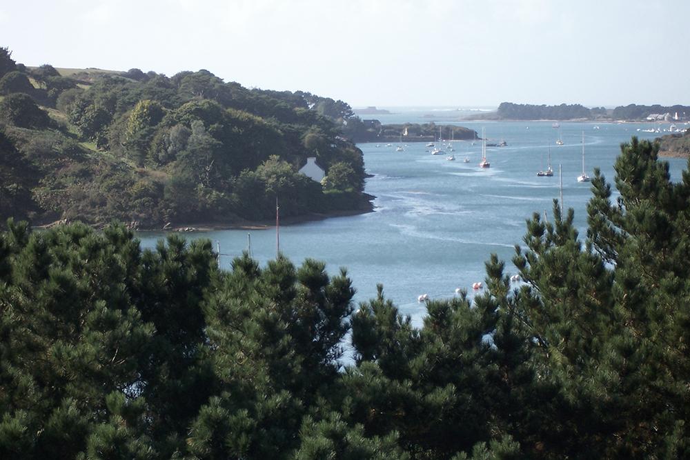Randonnée en Bretagne