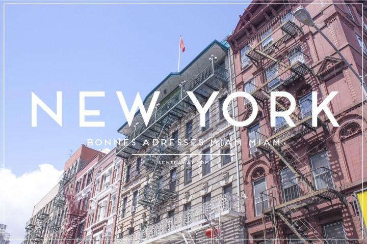 Visiter New York
