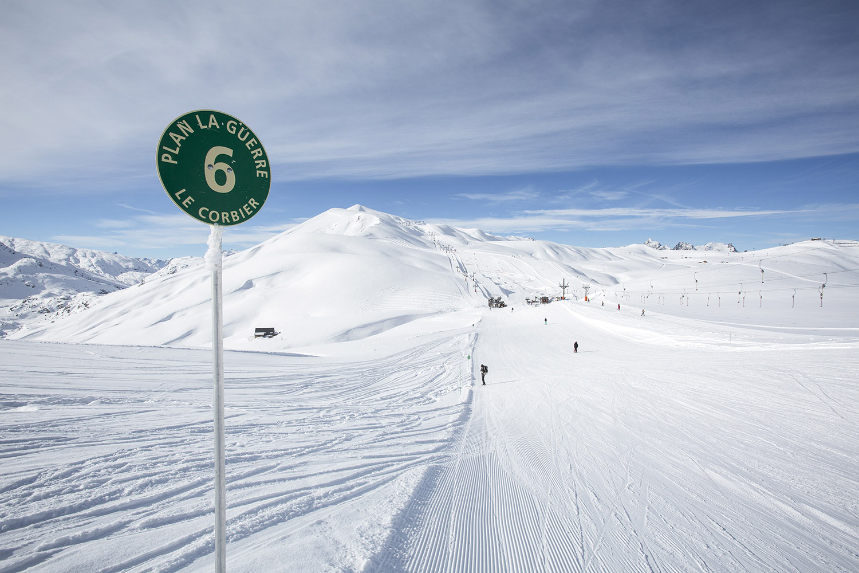 station ski savoie sybelles
