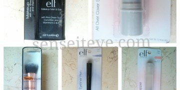 Real Technique and elf products iherb online shopping haul
