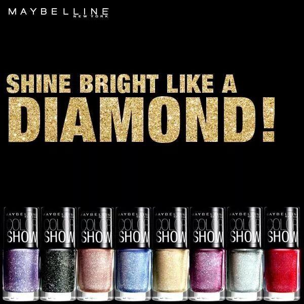 Maybelline Colorshow Glittermania