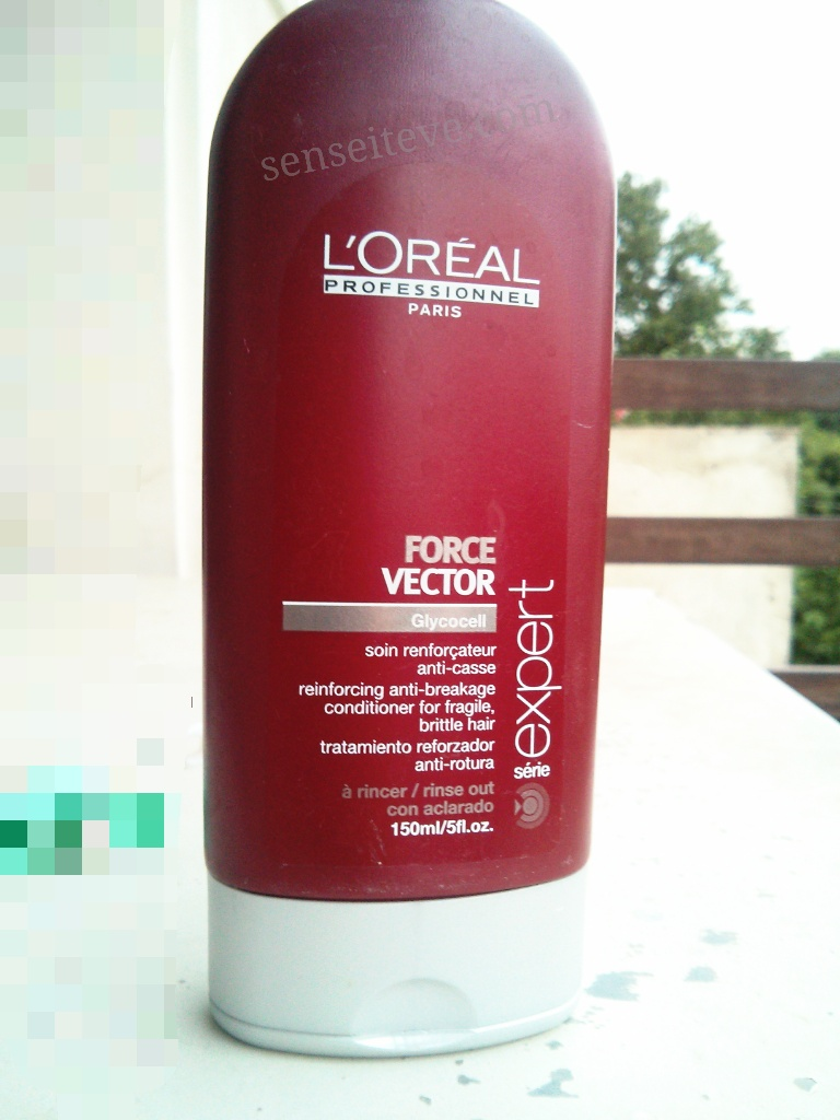 L'oreal Force Vector Conditioner