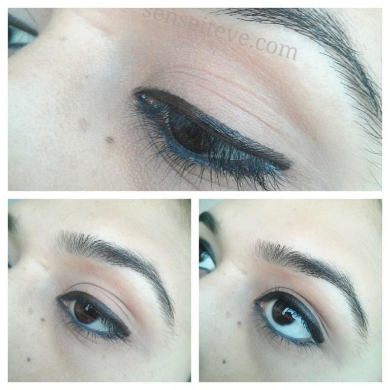 elf waterproof eyeliner pen EOTD