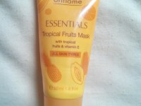Oriflame-Essentials-Tropical-Fruits-Mask
