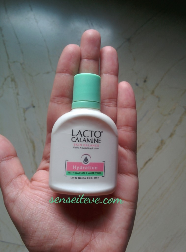 Lacto Calamine Daily Nourishing Lotion_For Normal to Dry skin