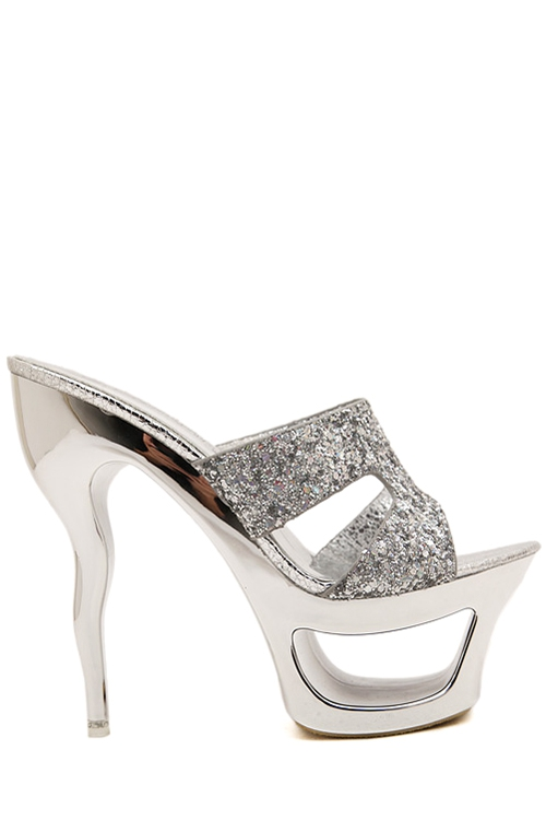 Sequined-Hollow-Out-Platform-Slippers