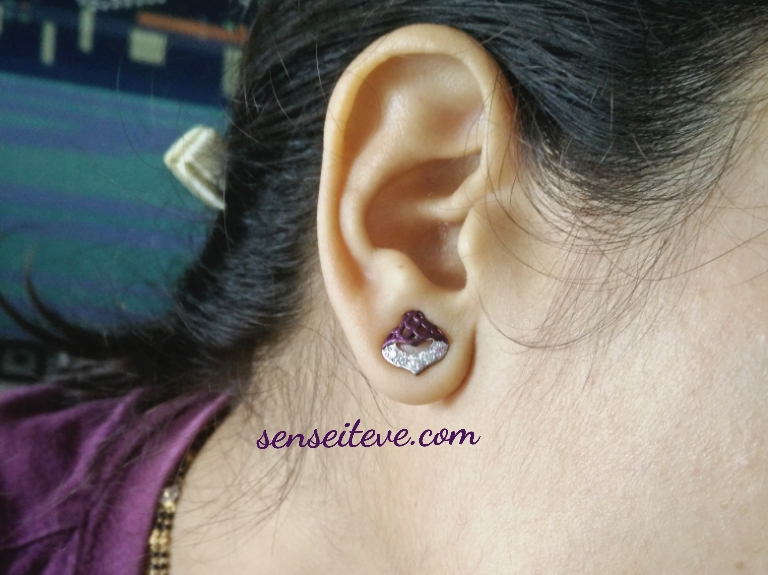 DIY Give your Dull Earrings a Makeover_Rock it