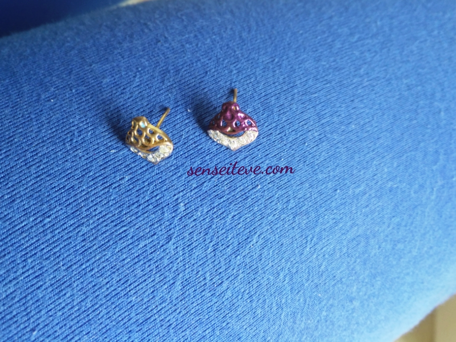 DIY Give your Dull Earrings a Makeover_Step 2