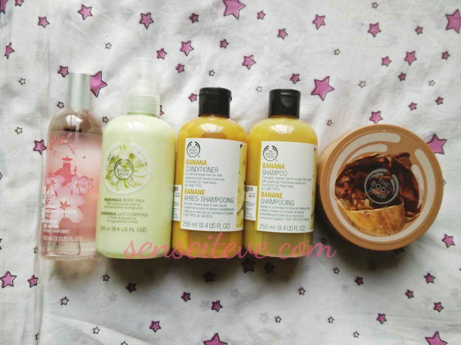 TBS Online Sale Shopping Haul Products