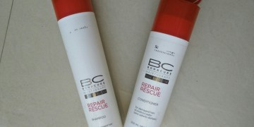 Schwarzkopf Bonacure Repair Rescue Shampoo & Conditioner Review