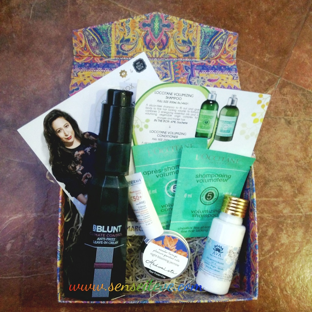 My Envy Box March 2016 Review