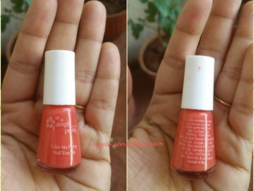 Avon Simply Pretty Nail Enamel Burnt Sand