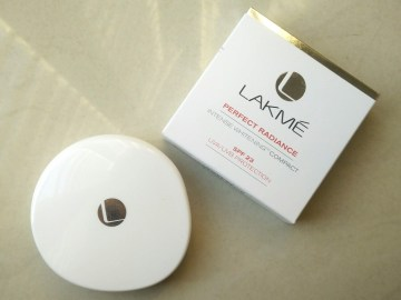 Lakme Perfect Radiance Intense Whitening Compact SPF23 Review