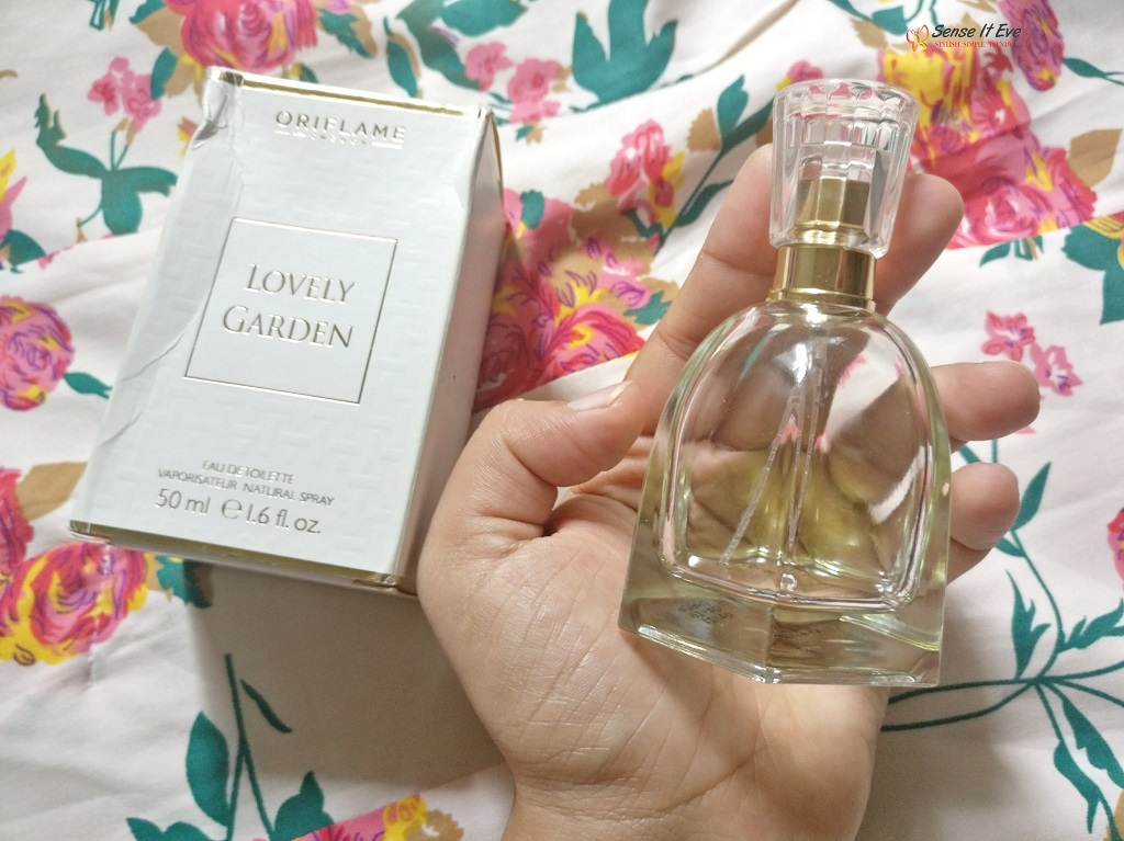 Oriflame Lovely Garden Eau de Toilette Review