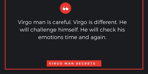 How to please a virgo man