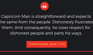 how to make a capricorn man want you?