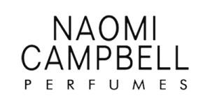Naomi Campbell perfumes logo