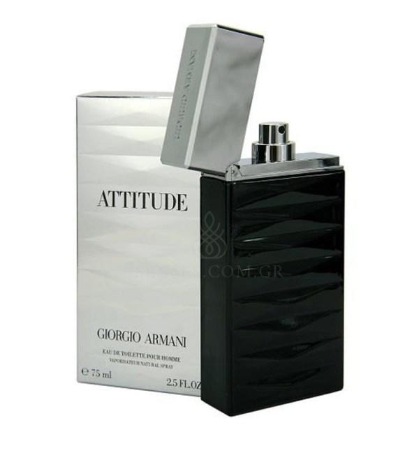 Armani Attitude - Giorgio Armani Ανδρικό Άρωμα Τύπου - senses.com.gr