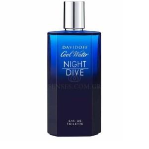 Cool Water Night Dive - Davidoff Ανδρικό Άρωμα Τύπου - senses.com.gr