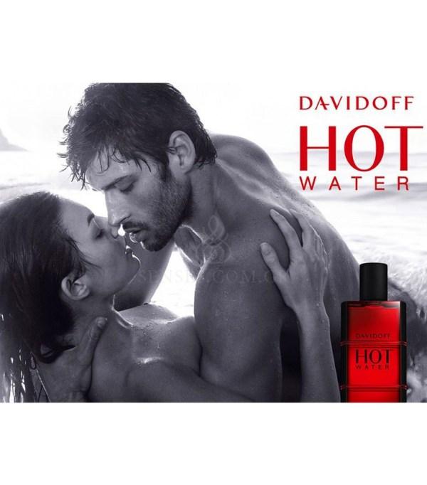 Hot Water - Davidoff Ανδρικό Άρωμα Τύπου - senses.com.gr