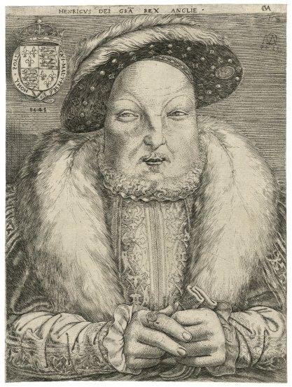 Henry VIII- Folger Luna