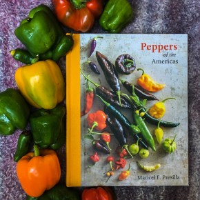 Cookbook Review Peppers of the Americas