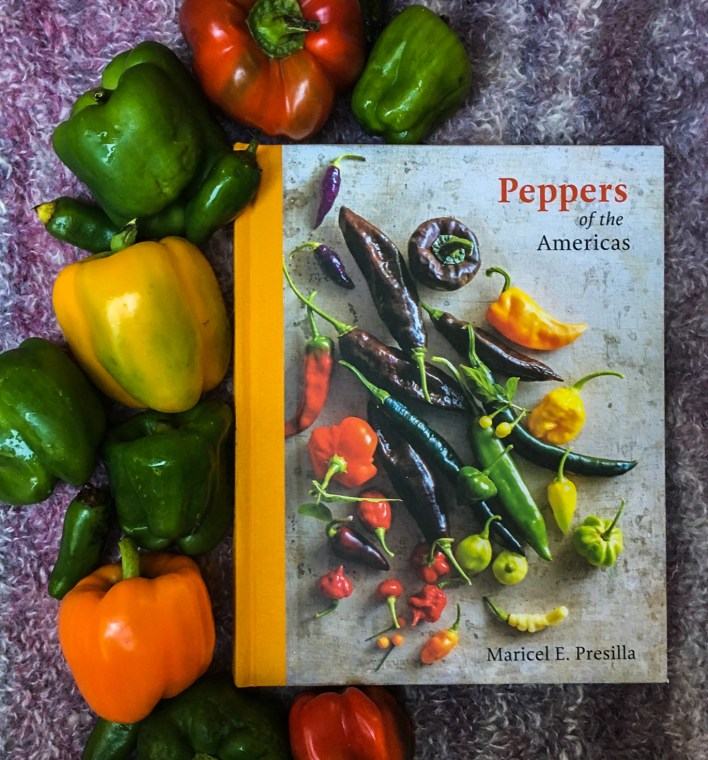 Peppers of the Americas Cookbook Review