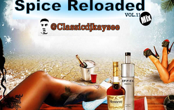@Classicdjkaysee – Spice Reloaded Mix 2018