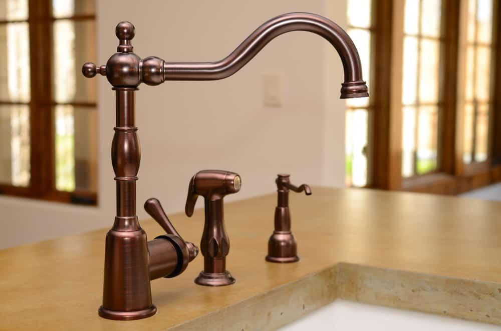 best oil rubbed bronze kitchen faucets