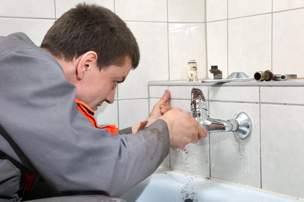 how to fix a leaky bathtub faucet 13