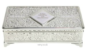 Mothers Day Jewellery Box
